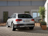 Pictures of Audi A4 Allroad 2.0T quattro B8,8K (2009–2011)