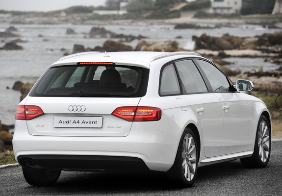 pictures of audi a4 2 0 tdi avant za spec b8 8k 2012. Black Bedroom Furniture Sets. Home Design Ideas