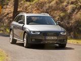 Pictures of Audi A4 Allroad 2.0 TDI quattro AU-spec (B8,8K) 2012