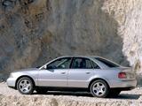 Audi A4 1.8 TDI Sedan B5,8D (1997–2000) wallpapers