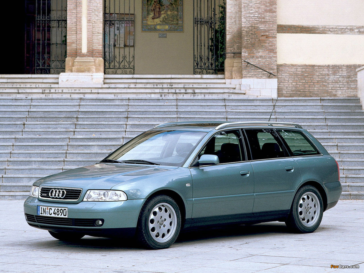 Audi A4 2 8 Quattro Avant B5 8d 1997 2001 Wallpapers