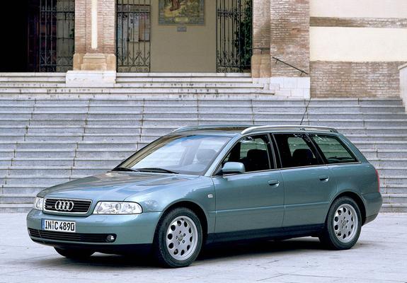 Audi A4 2 8 Quattro Avant B5 8d 1997 2001 Wallpapers