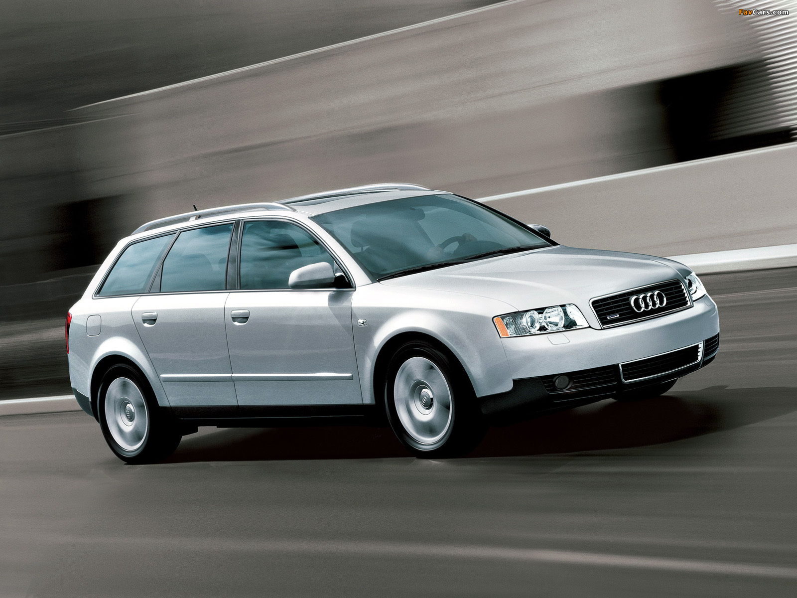 Audi A4 Avant Us Spec B6 8e 2001 2004 Wallpapers 1600x1200