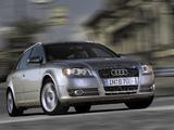 Audi A4 3.2 TDI quattro Avant B7,8E (2004–2008) wallpapers