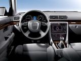 Audi A4 2.0T S-Line Sedan US-spec B7,8E (2004–2007) wallpapers