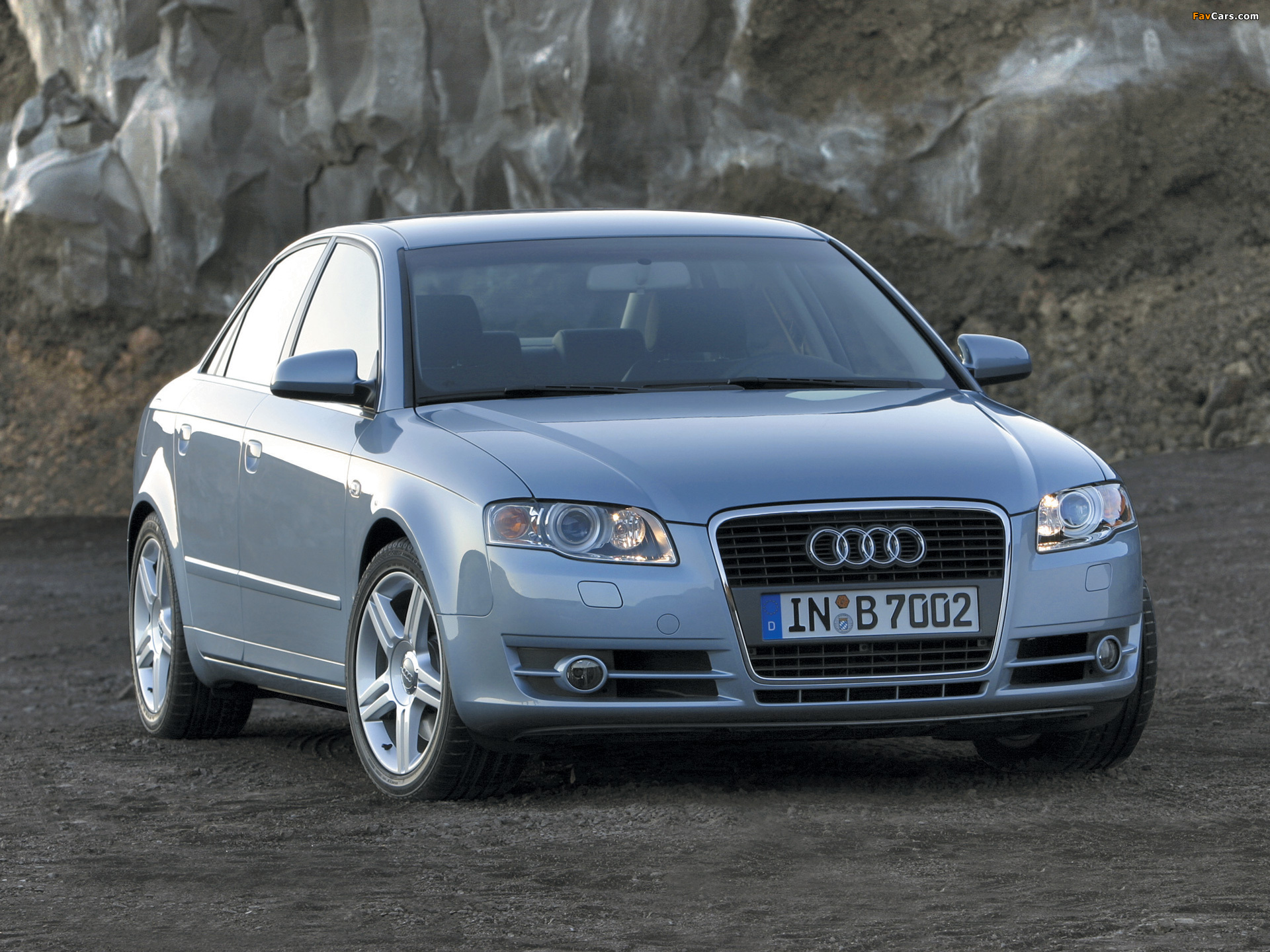 Audi A4 2 0t Sedan B7 8e 2004 2007 Wallpapers 1920x1440