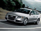 Audi A4 2.0T quattro Avant US-spec B8,8K (2008–2011) wallpapers