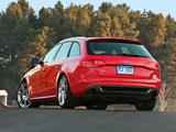Audi A4 2.0T quattro S-Line Avant US-spec B8,8K (2008–2011) wallpapers