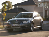 Audi A4 Allroad 2.0 TDI quattro AU-spec (B8,8K) 2012 wallpapers