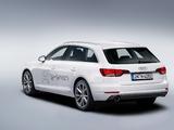 Audi A4 Avant g-tron (B9) 2017 wallpapers