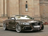 Senner Tuning Audi A5 Cabrio 2009–12 wallpapers