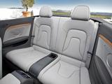 Audi A5 3.0 TDI quattro Cabriolet 2011 photos