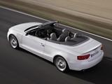 Audi A5 3.0 TDI quattro Cabriolet 2011 pictures
