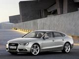 Audi A5 Sportback 3.0 TDI quattro 2011 pictures