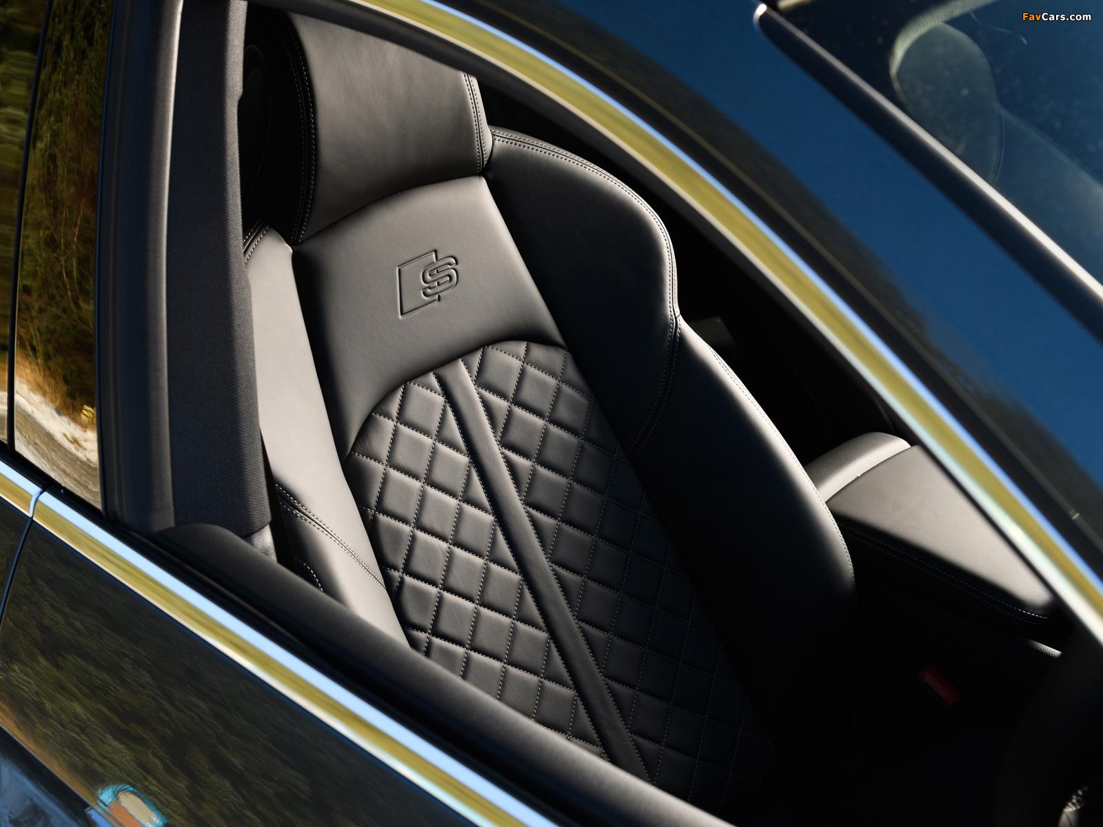 Audi S5 Sportback UK-spec 2017 photos (1600 x 1200)