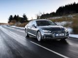 Audi S5 Sportback UK-spec 2017 pictures