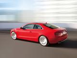 Images of Audi A5 2.0T Coupe US-spec 2007–11
