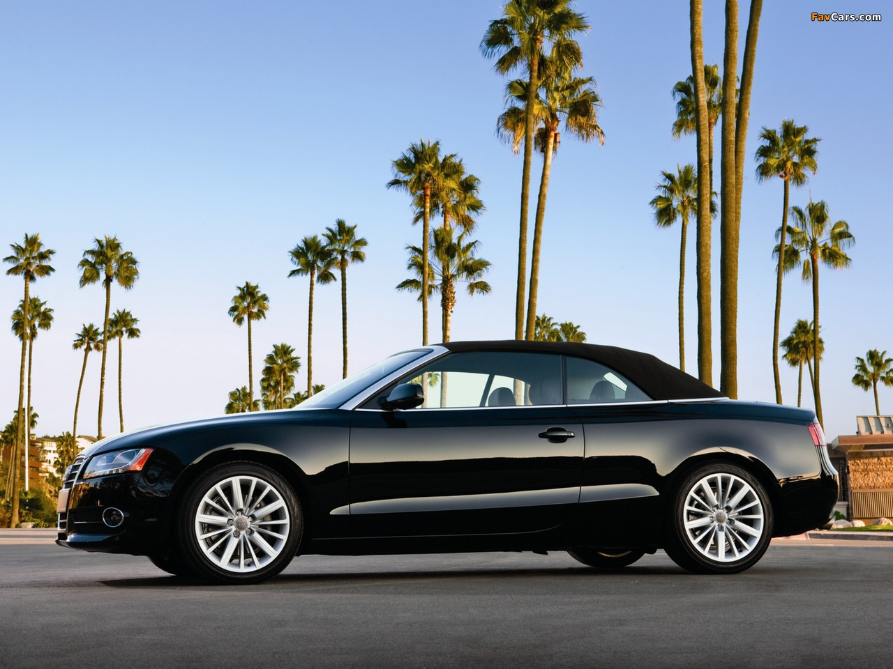 Photos Of Audi A5 2 0t Cabriolet Us Spec 2009 11 1280x960