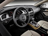 Photos of Audi A5 Sportback 3.0 TDI quattro 2011