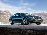 Photos of Audi A5 Coupé 2.0 TFSI quattro AU-spec 2017