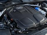Photos of Audi A5 Sportback 2.0 TDI S line UK-spec 2017