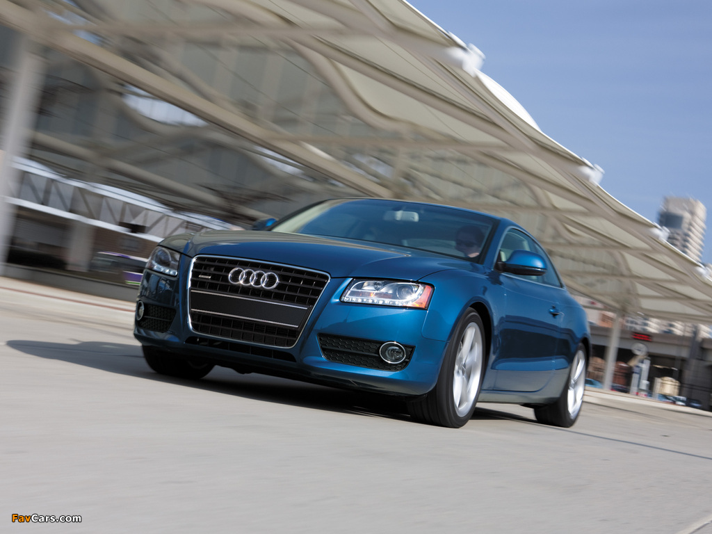 Pictures Of Audi A5 3 2 Coupe Us Spec 2007 11 1024x768