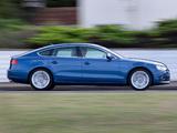 Pictures of Audi A5 Sportback 3.0 TDI quattro UK-spec 2009–11