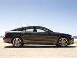 Pictures of Audi A5 Sportback 3.0 TDI quattro AU-spec 2011