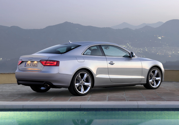 Audi A5 32 Coupe 200711 Wallpapers