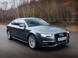 Audi A5 Sportback 3.0 TDI S-Line UK-spec 2011 wallpapers