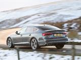 Audi S5 Sportback UK-spec 2017 wallpapers