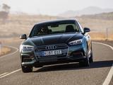 Audi A5 Coupé 2.0 TFSI quattro AU-spec 2017 wallpapers