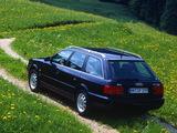 Audi A6 Avant (4A,C4) 1994–97 images