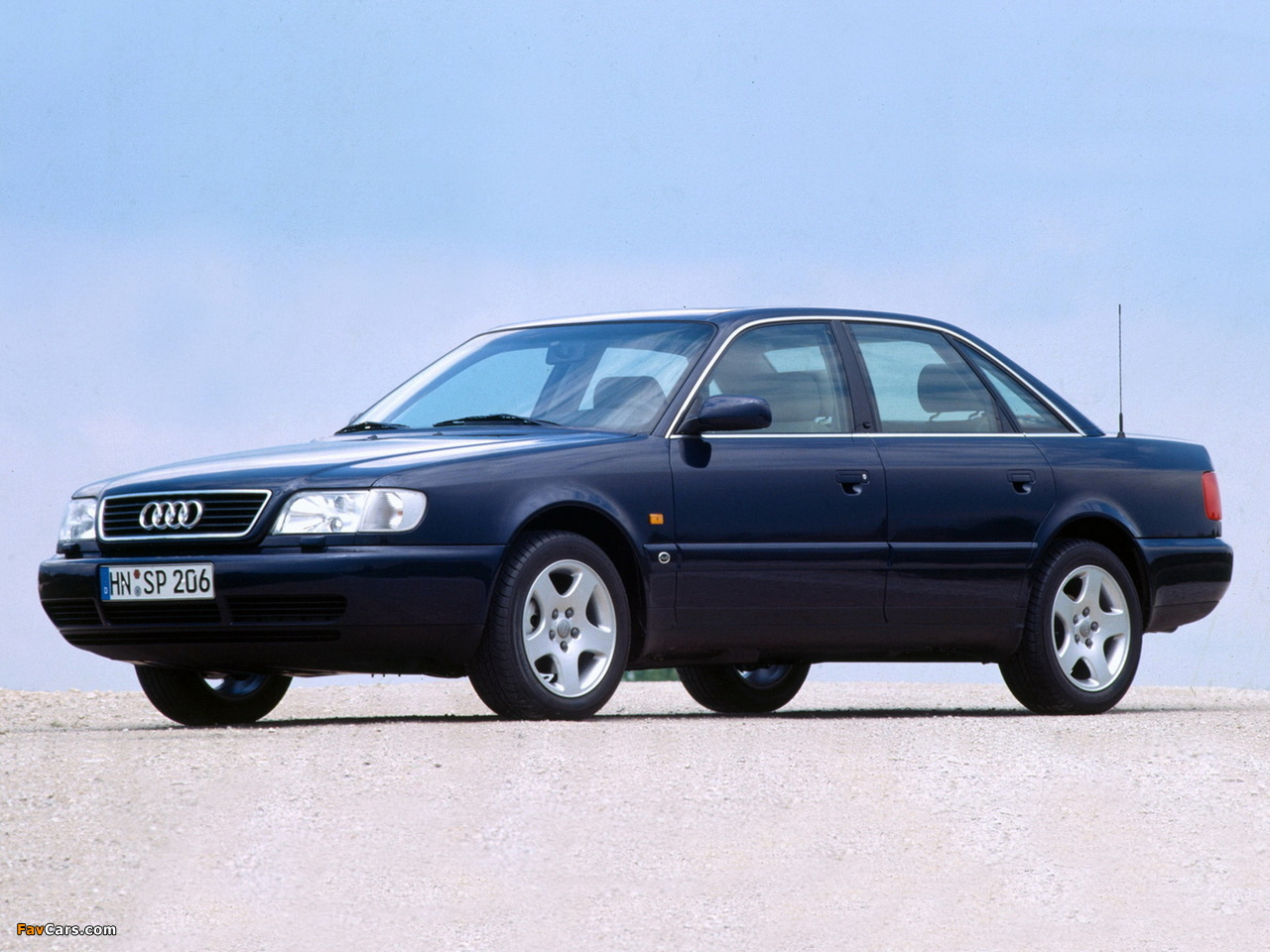 Audi A6 4a C4 1994 97 Wallpapers 1280x960
