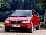 Audi A6 Avant (4A,C4) 1994–97 wallpapers