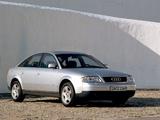 Audi A6 Sedan (4B,C5) 1997–2001 images