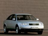 Audi A6 Sedan (4B,C5) 1997–2001 photos
