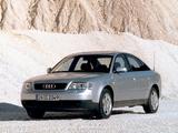 Audi A6 Sedan (4B,C5) 1997–2001 pictures