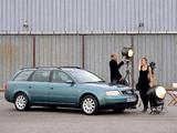 Audi A6 2.8 quattro Avant (4B,C5) 1998–2001 images