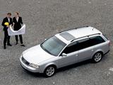 Audi A6 2.8 Avant (4B,C5) 1998–2001 photos