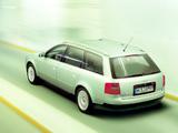 Audi A6 2.4 Avant (4B,C5) 1998–2001 pictures
