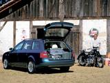 Audi A6 2.8 quattro Avant (4B,C5) 1998–2001 pictures