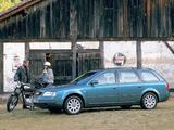 Audi A6 2.8 quattro Avant (4B,C5) 1998–2001 wallpapers