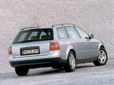Audi A6 2.8 Avant (4B,C5) 1998–2001 wallpapers