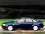 Audi A6 4.2 quattro Sedan (4B,C5) 1999–2001 photos