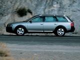Audi Allroad 2.5 TDI quattro (4B,C5) 2000–06 photos