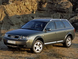 Audi Allroad 2.7T quattro (4B,C5) 2000–06 pictures