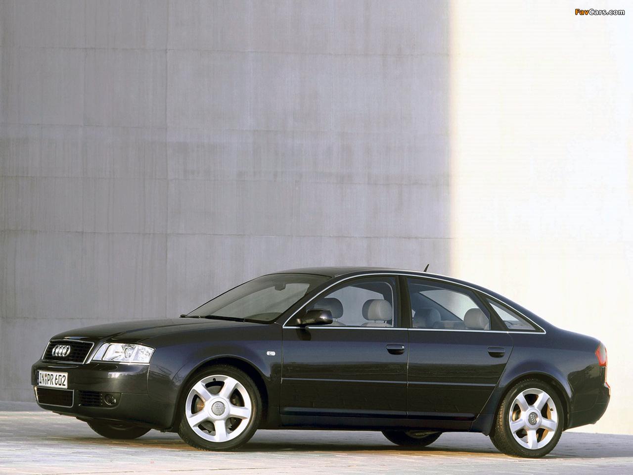 Audi A6 3 0 Sedan 4b C5 2001 04 Images 1280x960