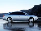 Audi A6 Sport Sedan UK-spec (4B,C5) 2001–04 images
