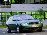 Audi A6 2.0 Avant (4B,C5) 2001–04 images